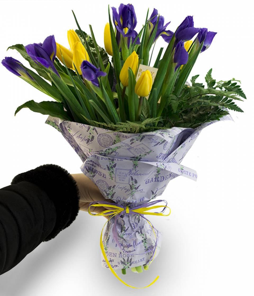Купить цветы магазин ирисы в киев, цветов сердец киев