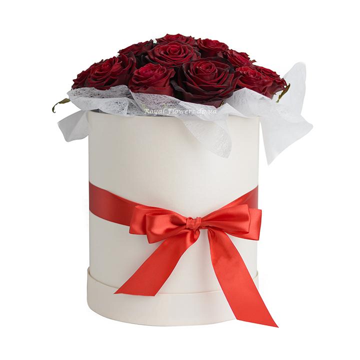 19 красных роз в шляпной коробке, Гран-при