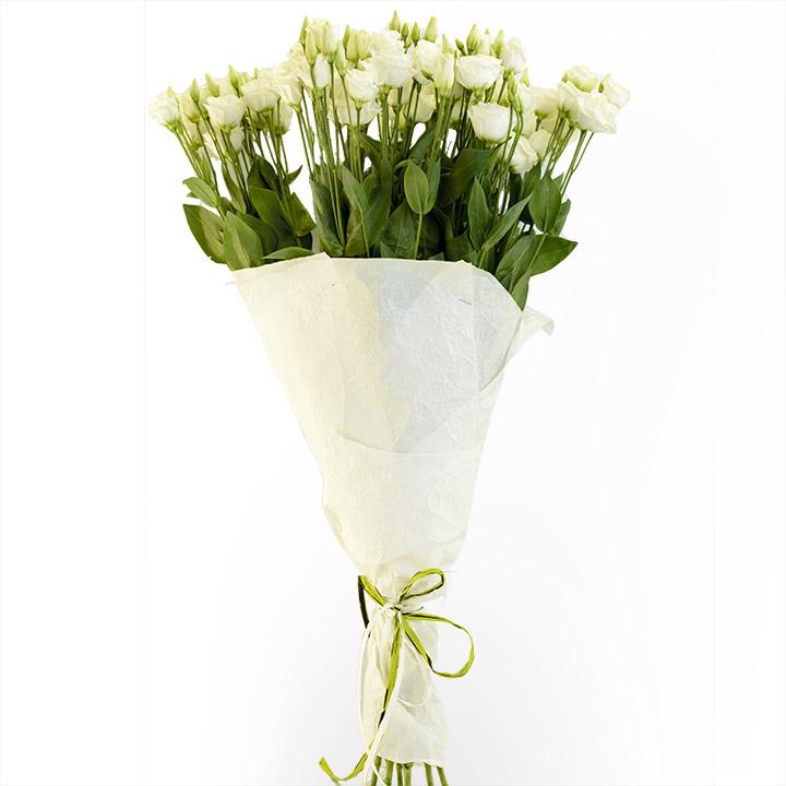 Букет эустомы 7 веток - цветы - Днепр