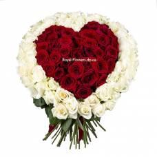Любимой - охапку цветов