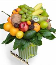 Букет фруктовый № 1
