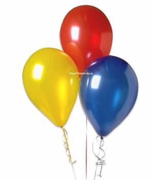 Гелиевые шары 3 шт