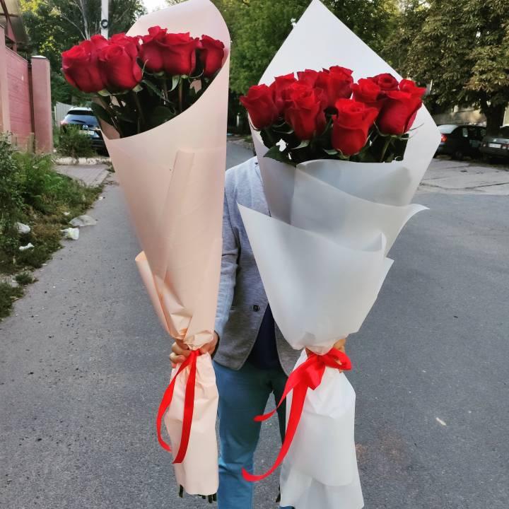 Розы 130-150 см поштучно (от 7 шт)