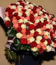 201 роза - Микс