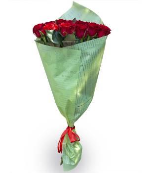 15 красных роз - Ред Игл