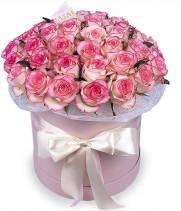 45  роз Джамилия в коробке