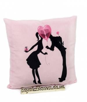 Подушка Воздушный шар любви