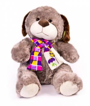 Щенок Милашка с шарфиком