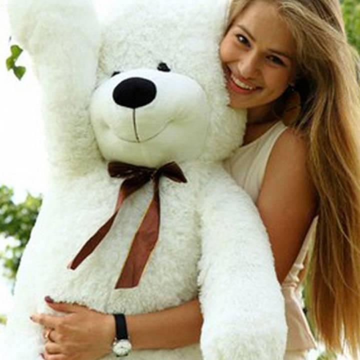 Мягкая игрушка - метровый Медведь