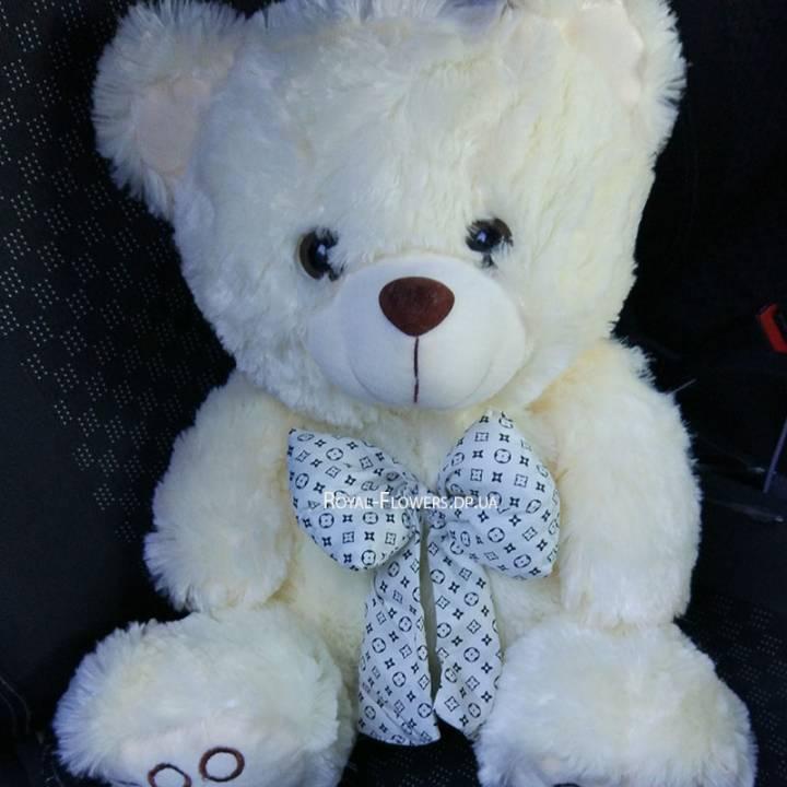 Мягкая игрушка Медведь с бантом LV