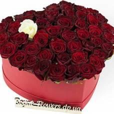 Цветы на День Святого Валентина