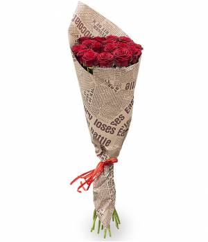 15 Красных роз Престиж