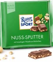 Шоколад Ritter Sport лесной орех