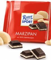 Шоколад Ritter Sport Марципан