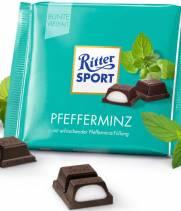 Шоколад Ritter Sport Мята