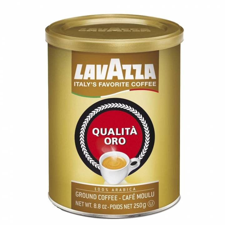 Кофе молотый Lavazza Espresso Qualita ORO 250 гр.