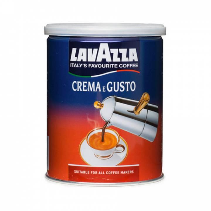 Кофе молотый Lavazza Crema e Gusto Dolce