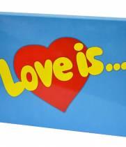"""набор конфет """"love is"""""""